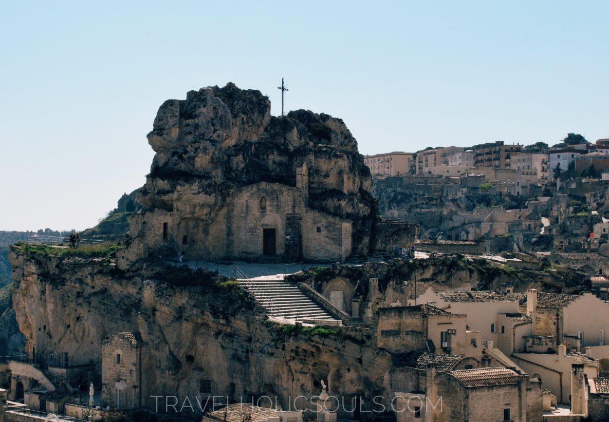 cosa vedere a Matera: le chiese rupestri