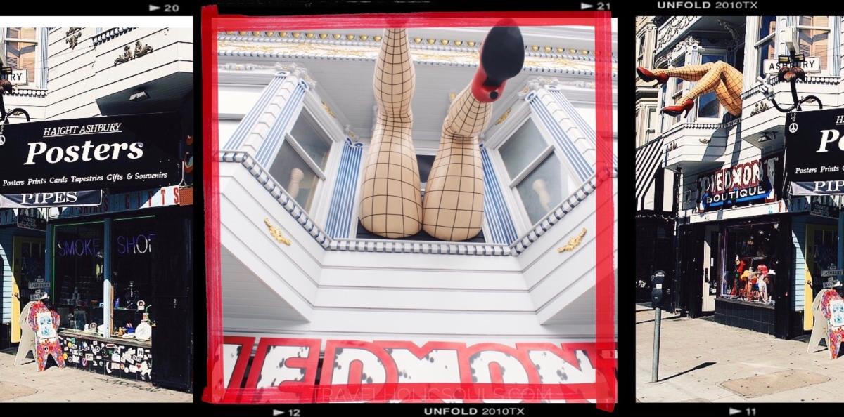 cosa vedere a San Francisco: Haight- Ashbury
