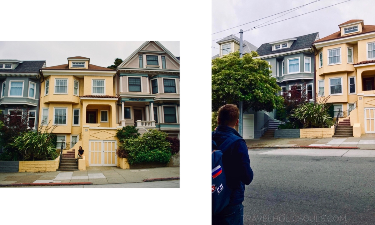 cosa vedere a San Francisco: Clayton Street
