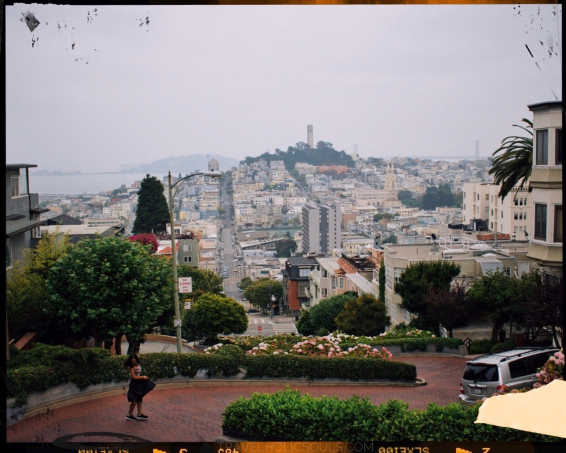 cosa vedere a San Francisco: Lombard Street