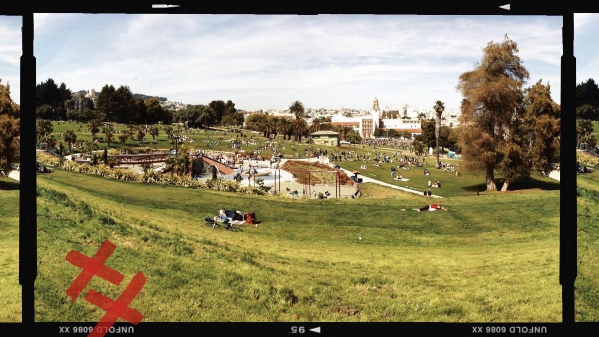 cosa vedere a San Francisco: Mission Dolores Park