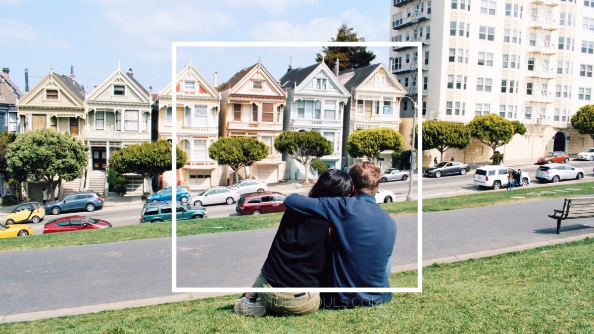 cosa vedere a San Francisco: painted ladies