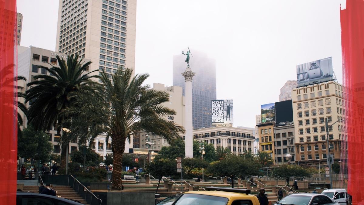 cosa vedere a San Francisco: Union Square