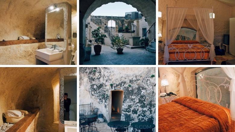 Visitare Matera: hotel il Belvedere