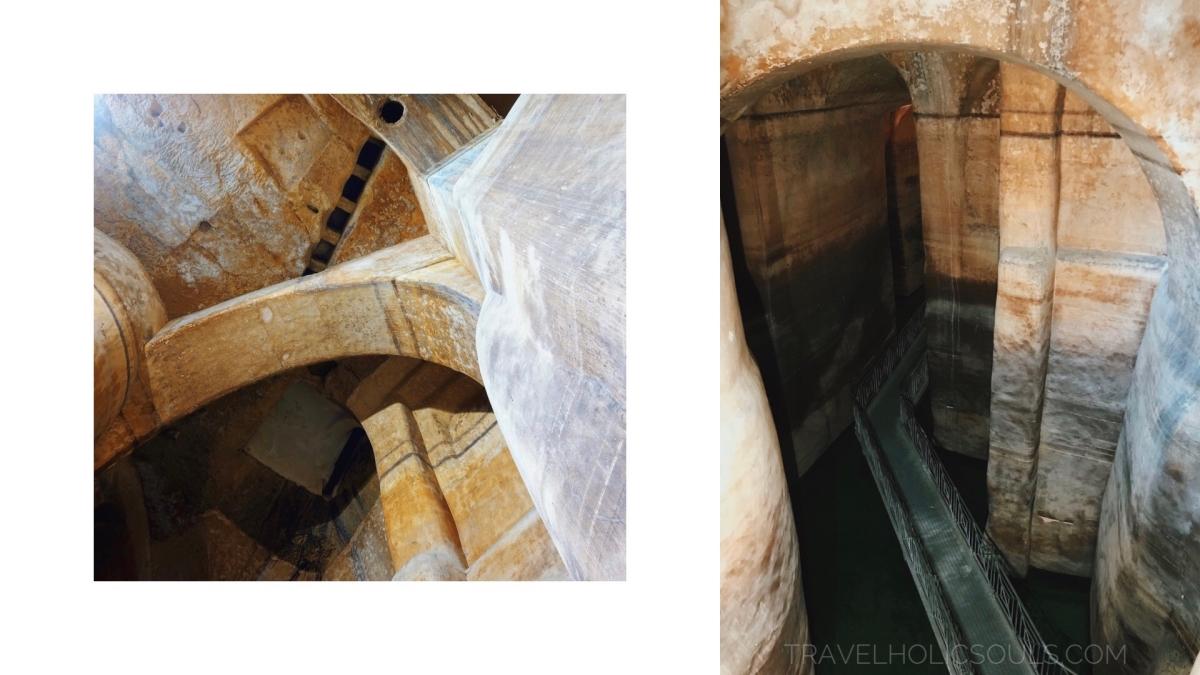 Visitare Matera: il Palombaro lungo
