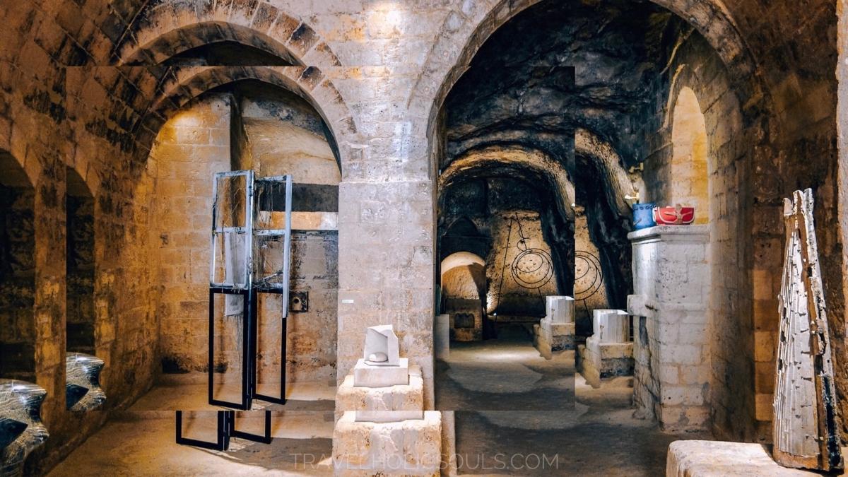 visitare Matera: Musma museo arte contemporanea