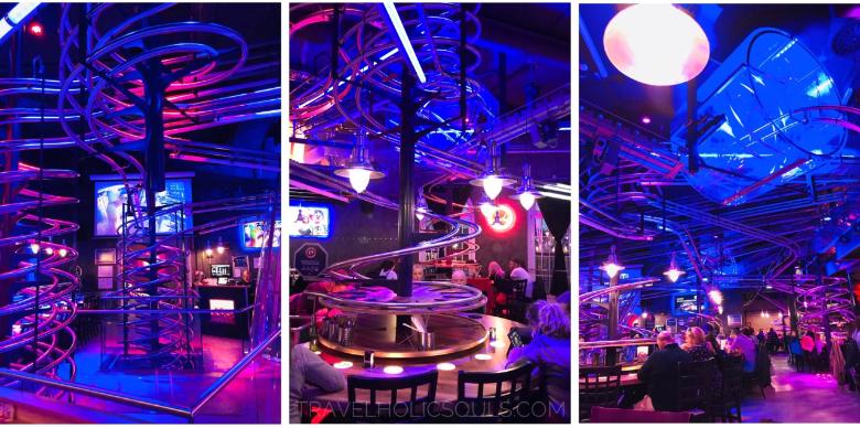 dove mangiare a Vienna: Rollercoaster