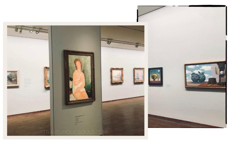 Visitare Vienna: Albertina Museum