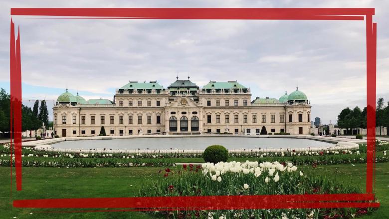 Visitare Vienna: Belvedere