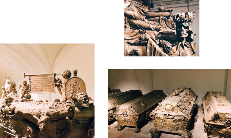 Visitare Vienna: Cripta dei Cappuccini