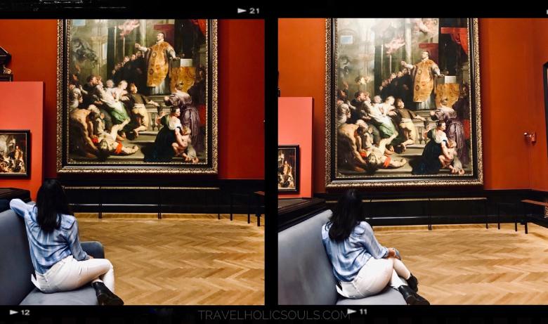 visitare Vienna: Kunsthistorische museum
