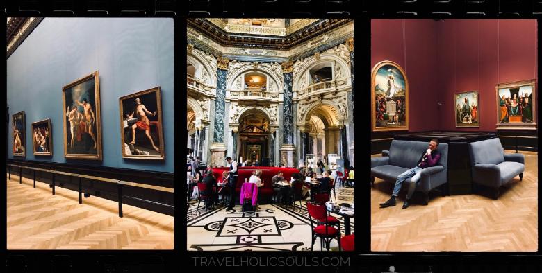 Visitare Vienna: museo di storia dell'arte