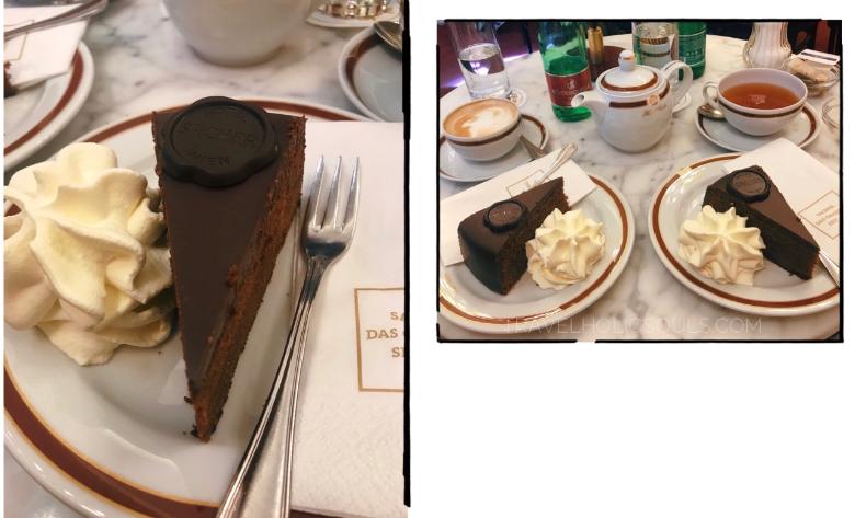 Visitare Vienna: provare la Sacher Torte