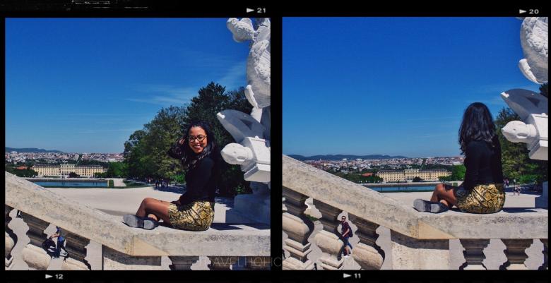 visitare Vienna: Schoenbrunn Palace