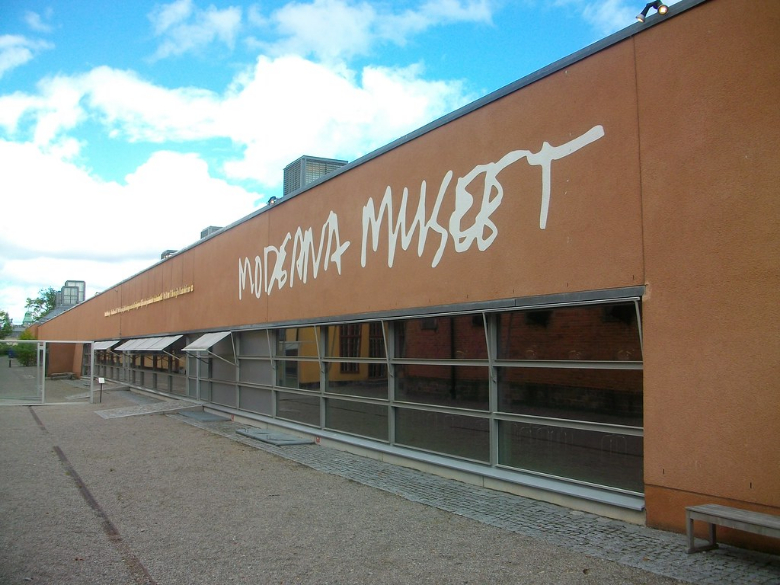 moderna museet stoccolma