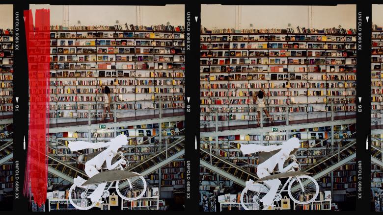 Libreria Lx Factory, Lisbona