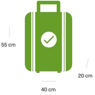 bagaglio icelandair