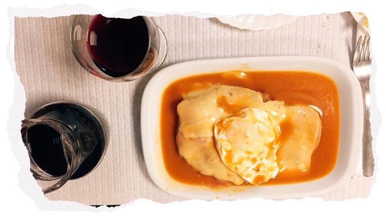 cosa mangiare a Porto