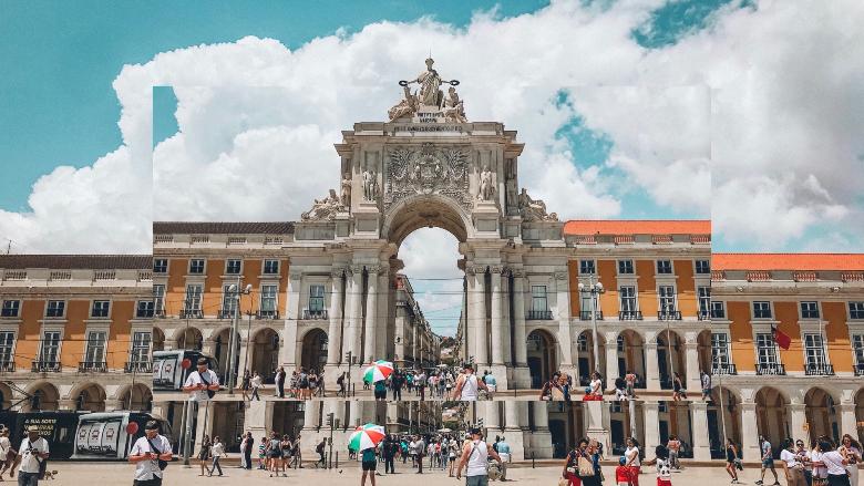 cosa vedere a Lisbona: parca do commercio