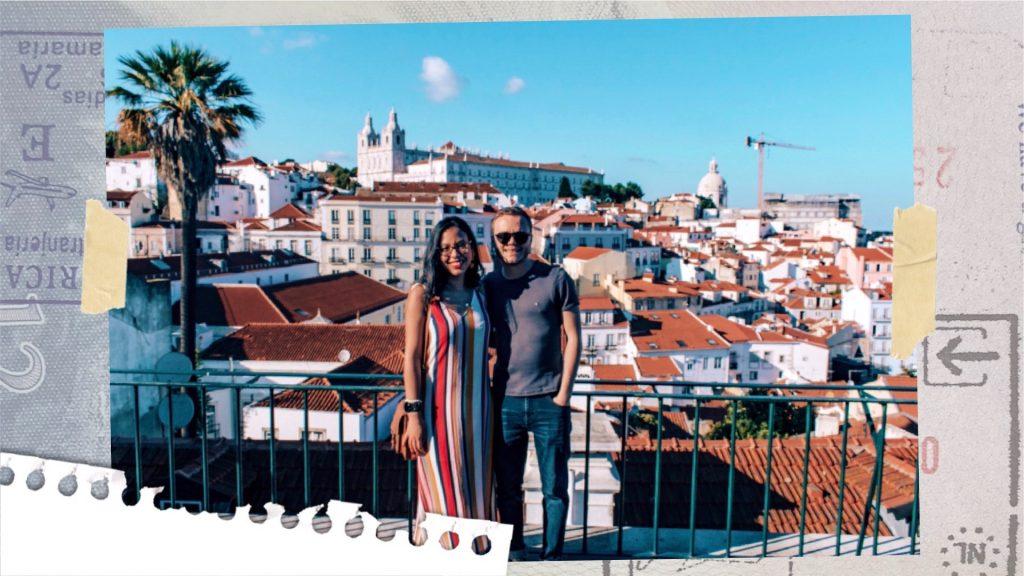 dove vedere il tramonto a Lisbona