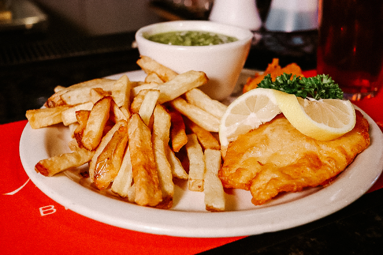 fish and chips dublino