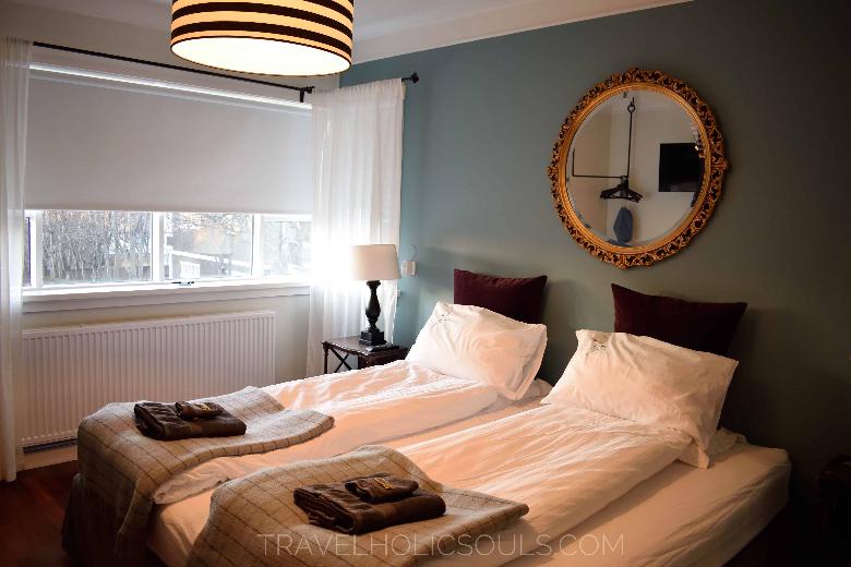 freyja guesthouse reykjavik camera