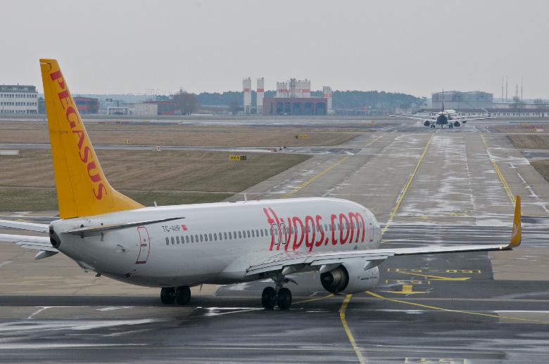 pegasus airlines velivolo