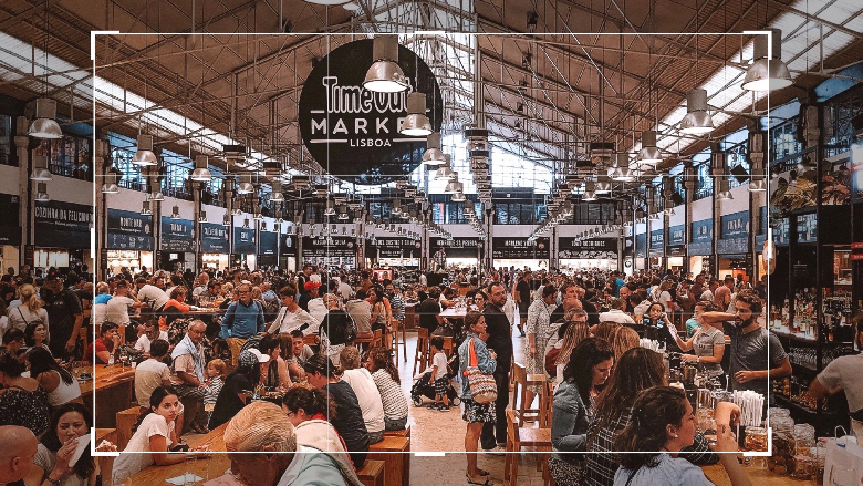 Time out market Lisbon da visitare