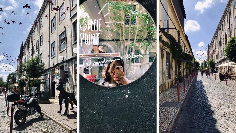 visitare Lisbona, LX Factory