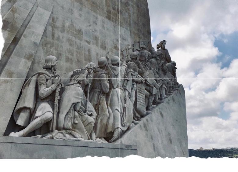 visitare Lisbona: monumento alle scoperte