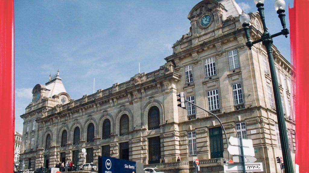 Cosa vedere a Porto: stazione Sao Bento