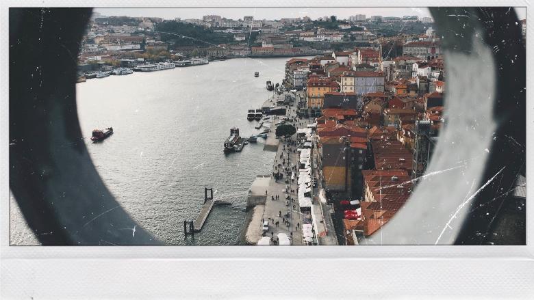 Porto, viste particolari della città