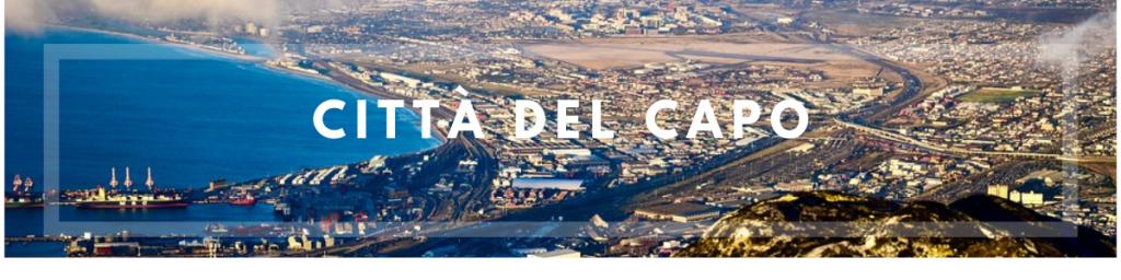 città del Capo, banner