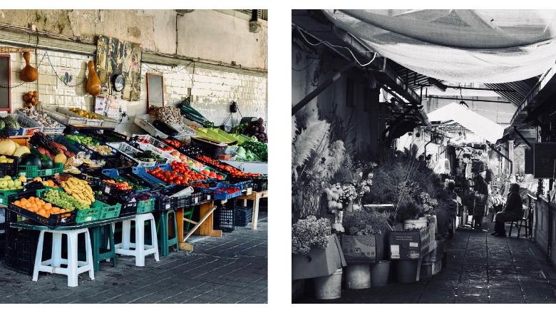 Cosa vedere a Porto: mercato Bolhão