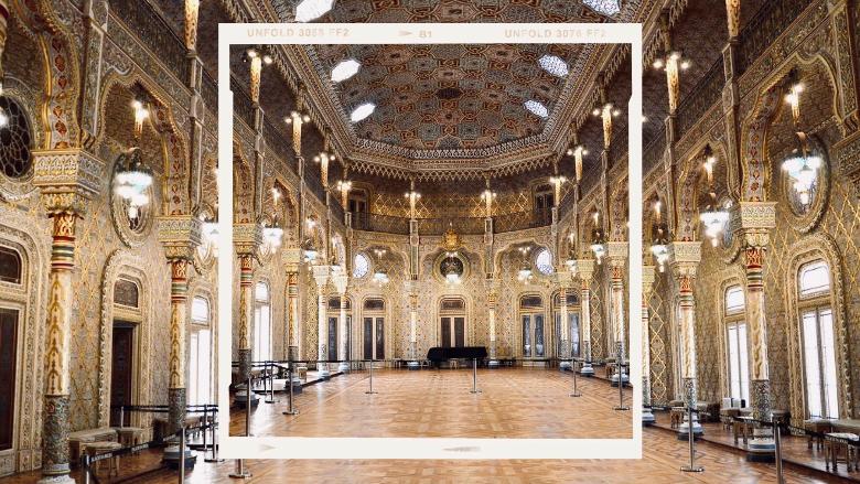 Cosa vedere a Porto: palazzo da Bolsa
