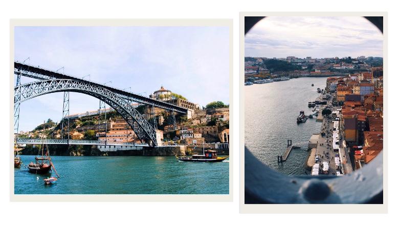 Cosa vedere a Porto: ponte Dom Luis I