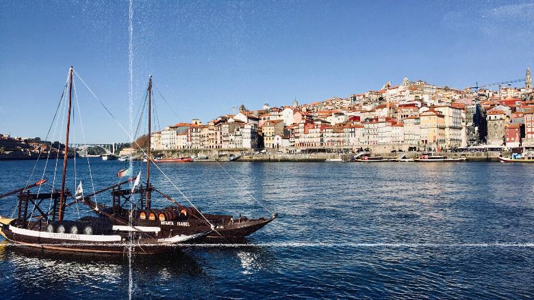 Crociera sul Duoro, Porto