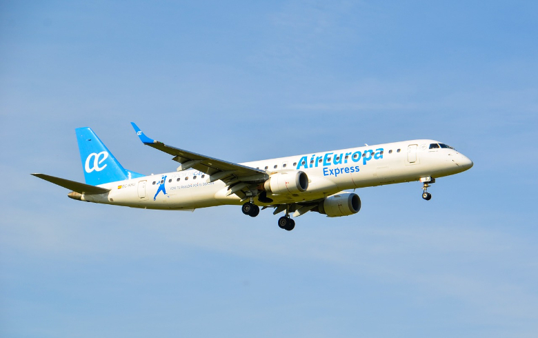 air europa velivolo