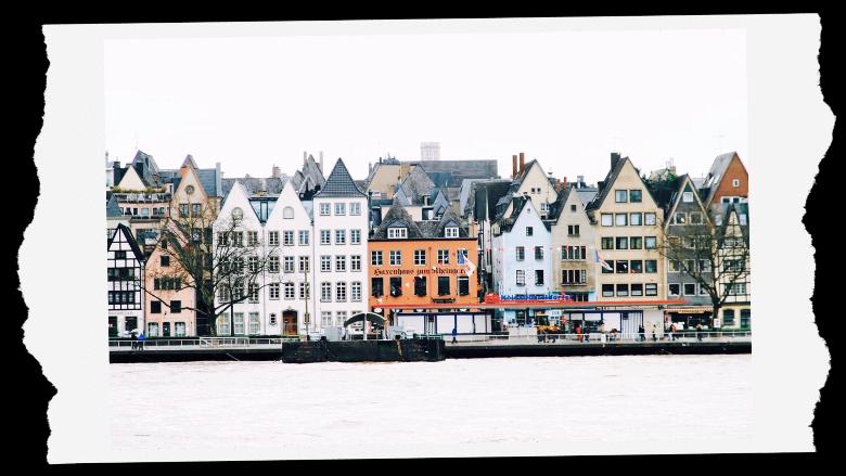 Città vecchia di Colonia