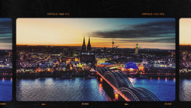 Cosa vedere a Colonia: Koeln triangle