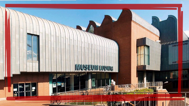 cosa vedere a colonia: museo Ludwig