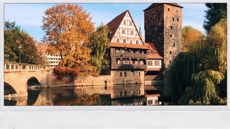 case tradizionali tedesche Germania