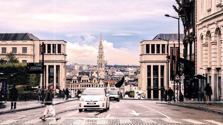 Come muoversi a Bruxelles