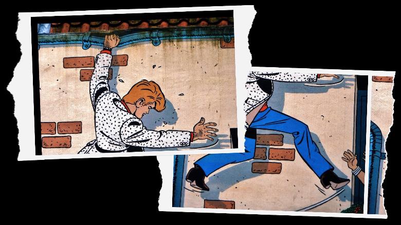 cosa fare a Bruxelles: murales