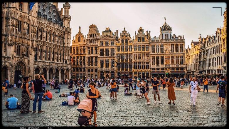 Cosa vedere a Bruxelles: Grand Place