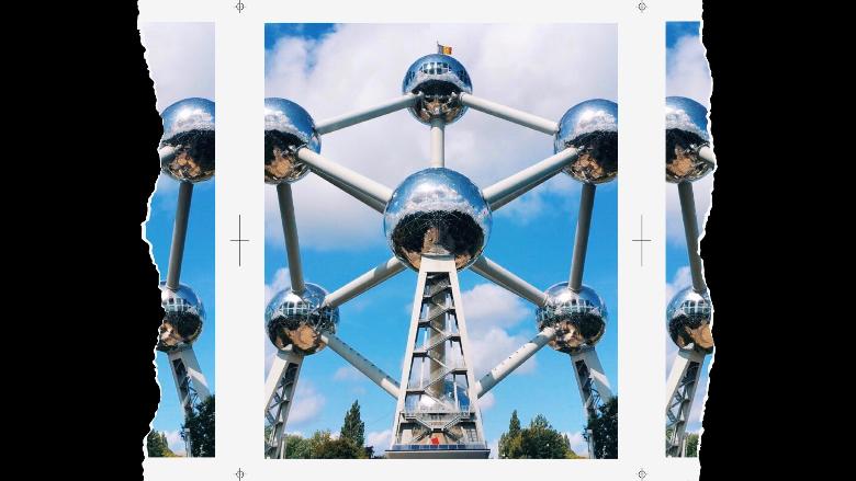 Cosa vedere a Bruxelles: Atomium