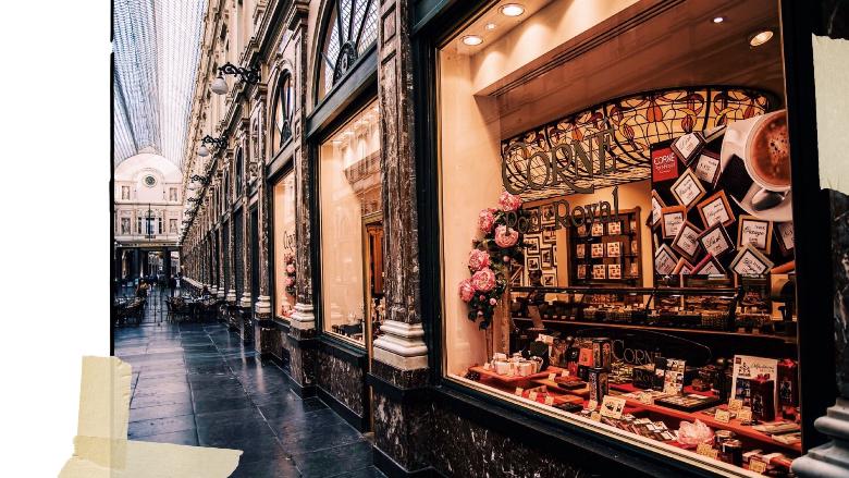 Cosa vedere a Bruxelles: gallerie coperte