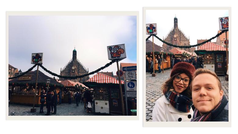 FreuenKirche a Norimberga