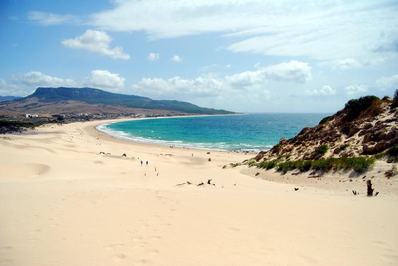 spiaggia bolonia cadice