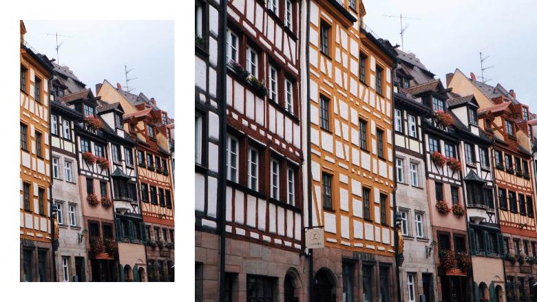 Via pedonale Norimberga